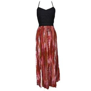UO Pins and Needles maxi dress size M